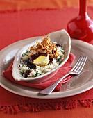 Khai Look Koei (Thai egg dish, Son-in-law eggs)