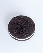 An Oreo biscuit