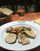 Fine liver pâtés