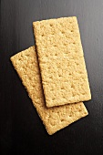 Two Graham Crackers