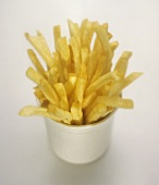 French Fries in a Dish