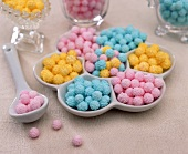 Colorful Candy Balls for Cake Decoration