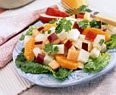 Fruit and Jicama Salad
