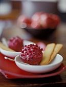 Pomegranate Dessert