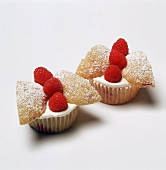 Two Butterfly Cupcake