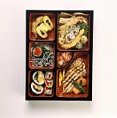 Oriental Sampler Platter