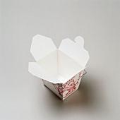 Chinese Take Out Box