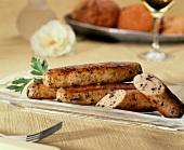 Truffle Chicken Sausage