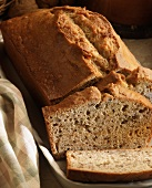 Banana Nut Bread (Bananen-Nuss-Brot, USA)