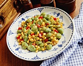 A Dish of Succotash