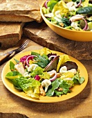Sliced Chicken Salad