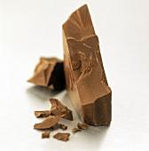 Chunks of Sweet Chocolate