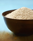 Bowl of Whole Wheat Flour