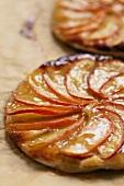 An Almond and Apple Tart