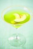 An Green Apple Martini