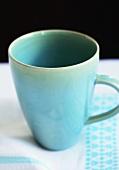 A Blue Mug