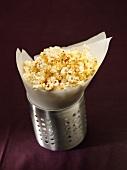 Popcorn with Paprika
