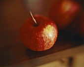 Soft Focus of a Jonagold Apple