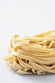 Close Up of Tomato Pasta
