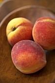 Organic Georgia Peaches