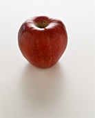 A Single Red Delicious Apple