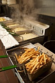 Making French Fries
