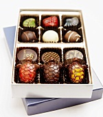 A Box of Assorted Chocolates