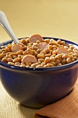 Bowl of Beans and Franks