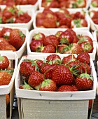 Farm Stand Strawberries