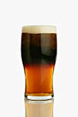 A Black and Tan in a Pint Glass