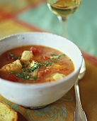 Bowl of Fish Stew