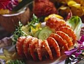 Tropical Shrimp Appetizer