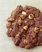 White Chocolate Chip Chocolate Cookie