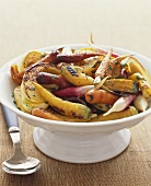Bowl of Roast Vegetables