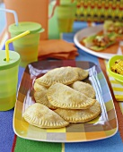 Plate of Empanadas for Children's Party