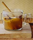 Pitcher of Spiced Tea