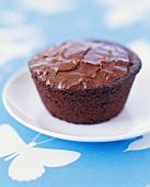 Individual Chocolate Mini Cake