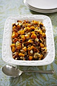 Roasted Winter Squash and Fennel Side Dish