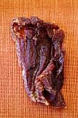 Piece of Beef Jerky