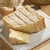 Petit Pont L'Eveque; French Cheese