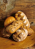 Various Artisan Bread
