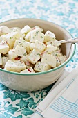 Ranch Potato Salad in a Bowl