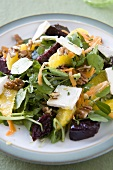 Beet, Watercress and Orange Salad