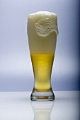 Lager with Foaming Head