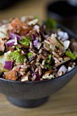 Wild Rice Salad with Citrus Fruit and Herbs