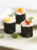 Vegetable Maki Sushi