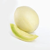 A Honeydew Melon