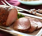 Sliced Beef Roast
