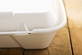 Take Out Styrofoam Container