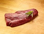 Flat Iron Steak, Raw